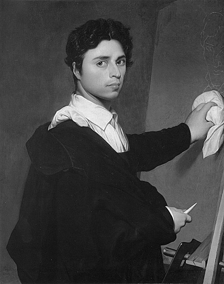 Ingres Jean-Auguste-Dominique
